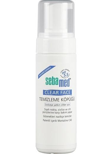 Sebamed Sebamed Clear Face Sivilce ve Akne Karşıtı Yüz Temizleyici Köpük 150 ml Renksiz